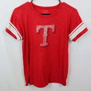 Texas Rangers Shirt Size Large